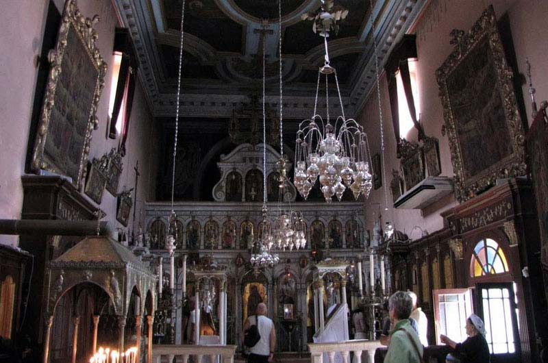 Religious tours in Corfu